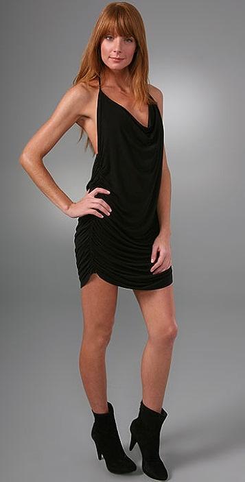 Riller & Fount Bali Draped Halter Dress