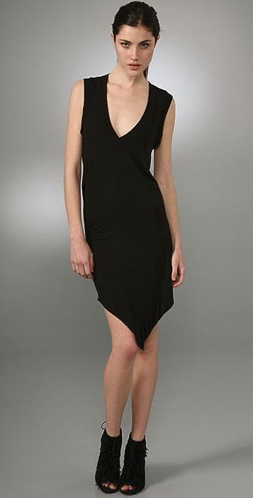 Riller & Fount Pixie Asymmetrical Mini Dress