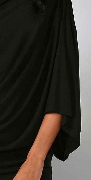 Riller & Fount Fiona Mini Dress with Kimono Sleeve