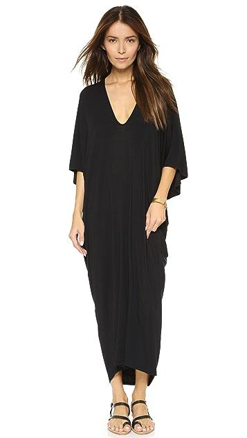 Riller & Fount Robyn Caftan Maxi Dress