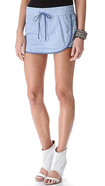 Riller & Fount Melanie Dolphin Skirt