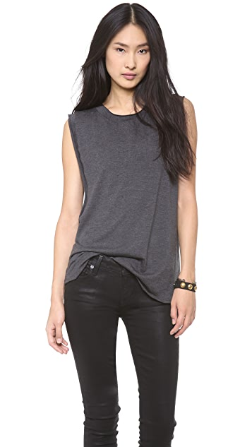 Riller & Fount Alex Crew Muscle Tee