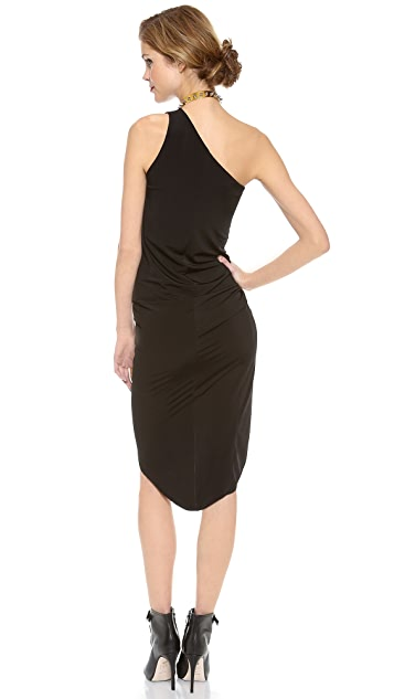 Riller & Fount Presley One Shoulder Mini Dress