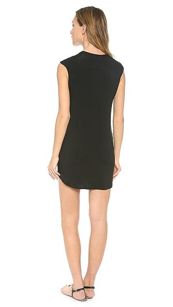 Riller & Fount Sammy Cap Sleeve Mini Dress