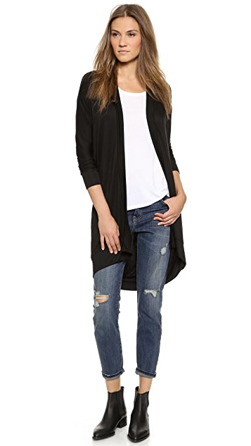Riller & Fount Rick Long Sleeved Oversized Cardigan