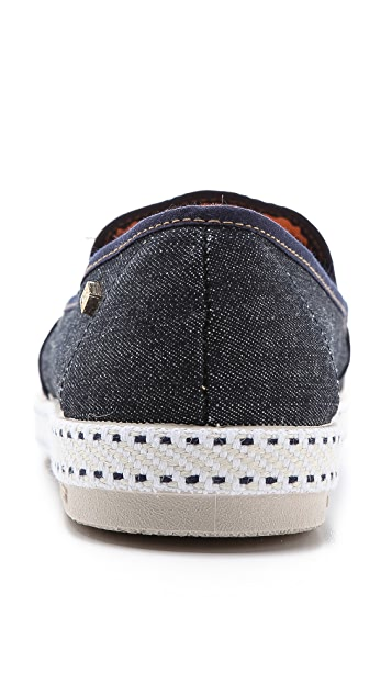 Rivieras Jean Slip On Shoes