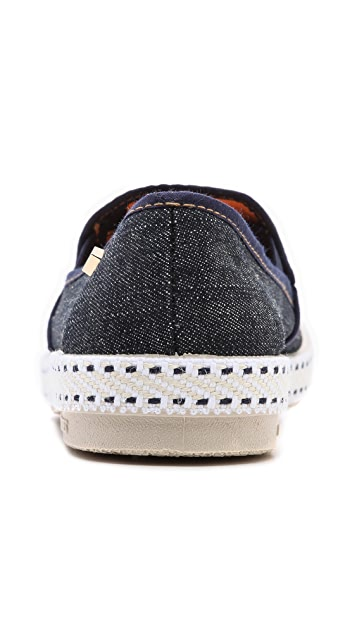 Rivieras Jean Slip On Sneakers