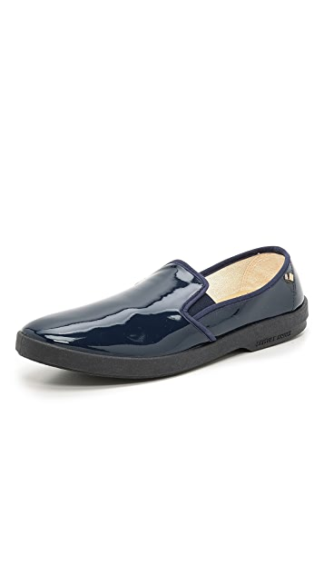 Rivieras Vinyl Slip On Shoes