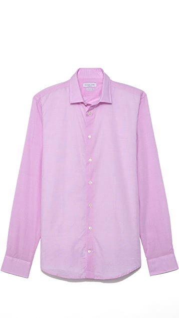 Richard James Chambray Dress Shirt