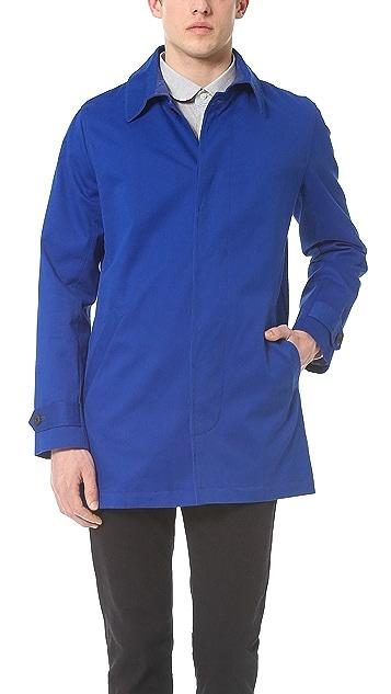 Richard James Cotton Trench Coat