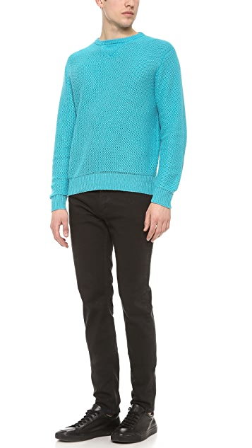 Richard James Tuck Stitch Sweater