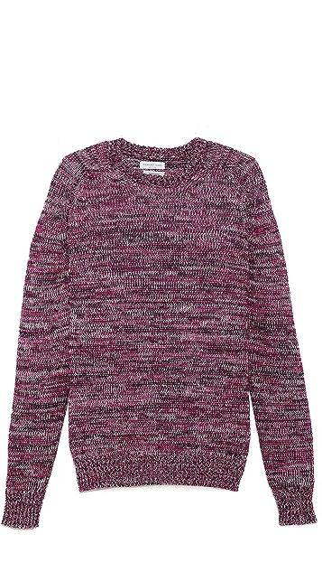 Richard James Mixed Yarn Sweater