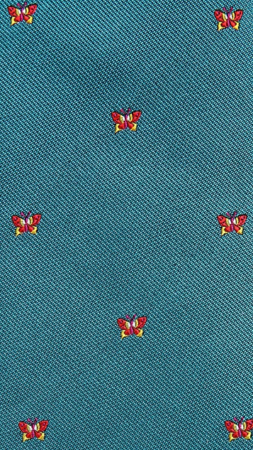 Richard James Little Butterflies Tie