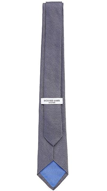 Richard James Soft Oxford Tie