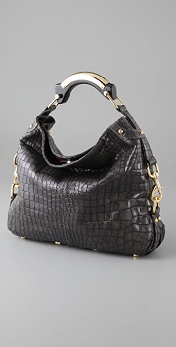 Rebecca Minkoff Mini Nikki Bag with Resin Handle
