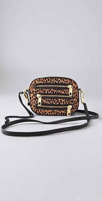 Rebecca Minkoff Leopard BF Cross Body Pouch