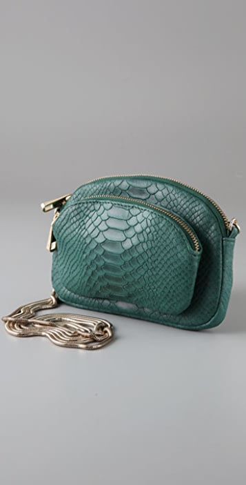 Rebecca Minkoff Alligator Bond Bag