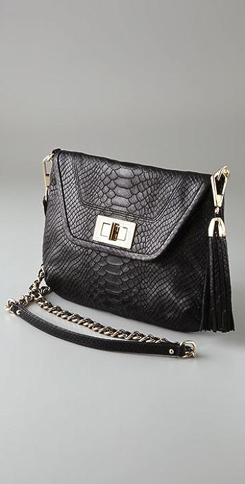Rebecca Minkoff Alligator Covet Rocker Bag