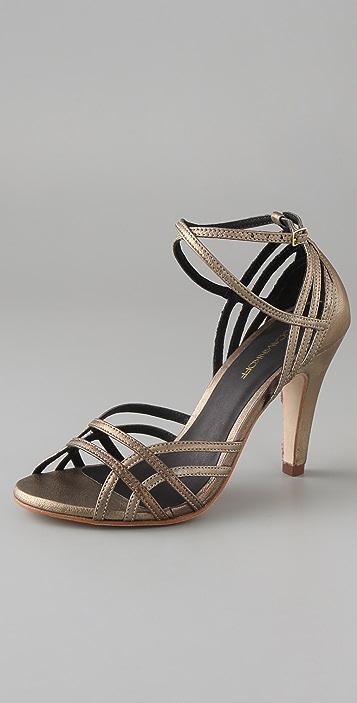 Rebecca Minkoff Knockout Strappy Sandals