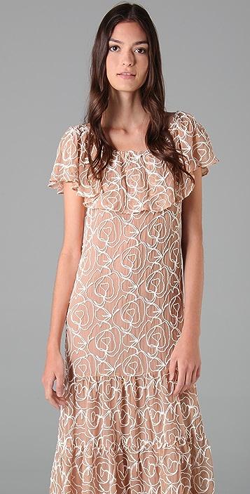 Rebecca Minkoff Embroidered Dev Dress