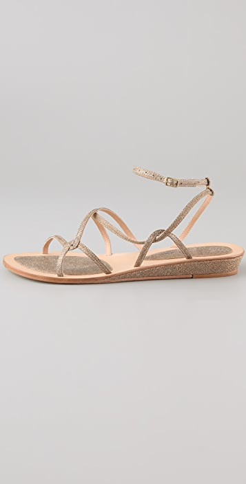 Rebecca Minkoff Beach Babe Strappy Sandals