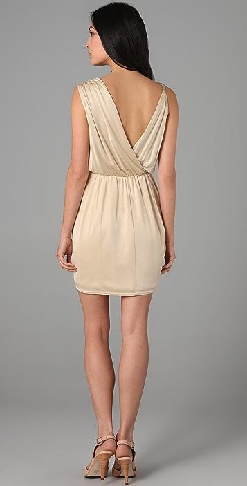 Rebecca Minkoff Delphia Draped Dress