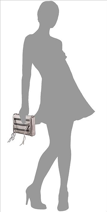 Rebecca Minkoff Mini 3 Zip Clutch