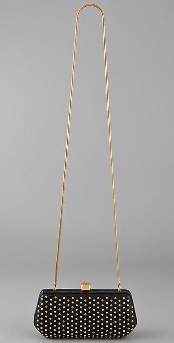 Rebecca Minkoff Small Quilt & Stud Fling Clutch