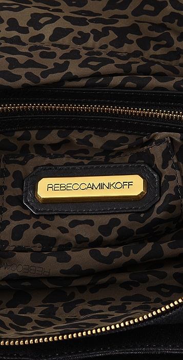 Rebecca Minkoff Printed Morning After Bag