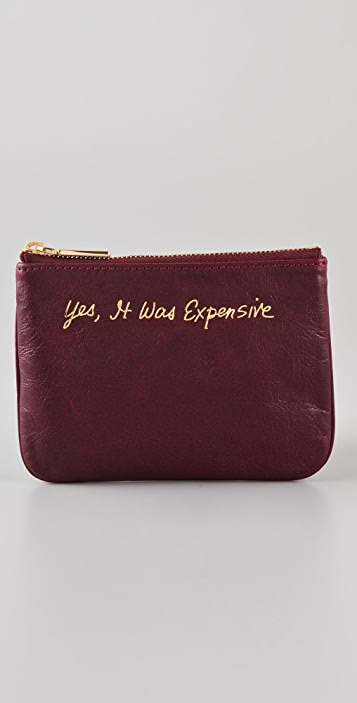 Rebecca Minkoff Yes, It Was Expensive Cory Pouch