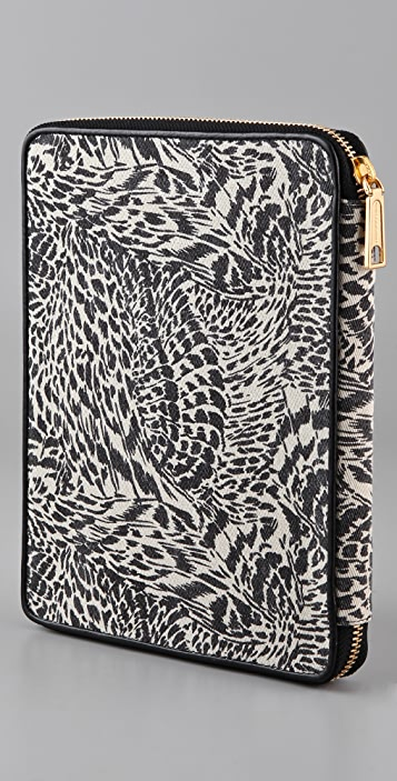 Rebecca Minkoff Zebra iPad Case