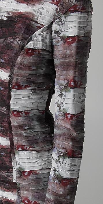 Rebecca Minkoff Frejac Print Shift Dress