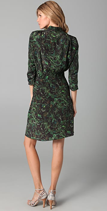 Rebecca Minkoff Isabelli Liberty Print Wrap Dress