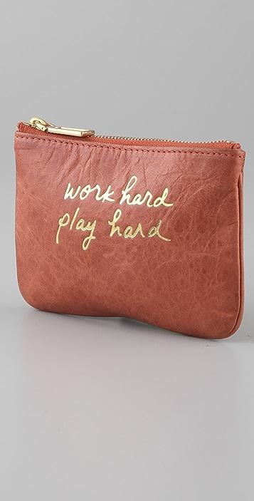 Rebecca Minkoff Work Hard, Play Hard Cory Pouch