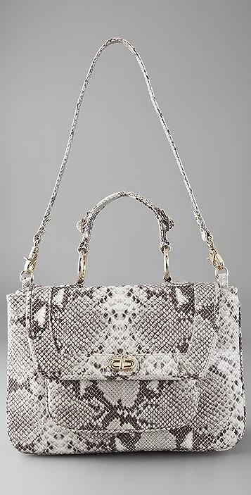 Rebecca Minkoff Python Covet Bag