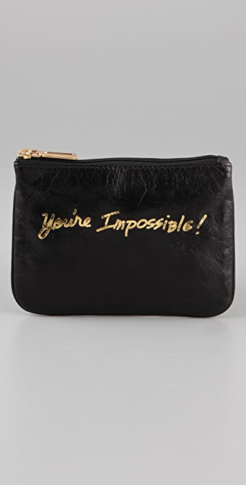 Rebecca Minkoff You're Impossible Pouch