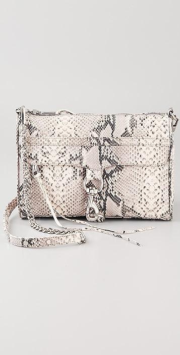 Rebecca Minkoff MAC Snake Bag