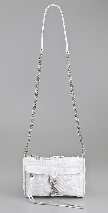 Rebecca Minkoff Mini MAC Snake Bag