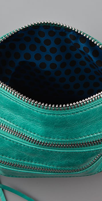 Rebecca Minkoff Mini 5 Zip Clutch