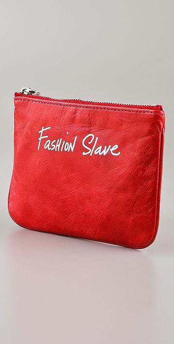 Rebecca Minkoff Fashion Slave Cory Coin Wallet