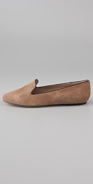 Rebecca Minkoff Belgian Suede Loafers