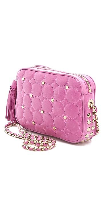 Rebecca Minkoff Polka Dot Quilted Flirty Bag