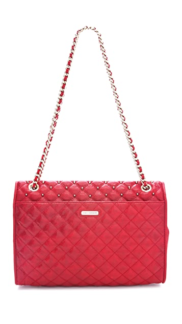 Rebecca Minkoff Spiky Studded Large Affair Bag
