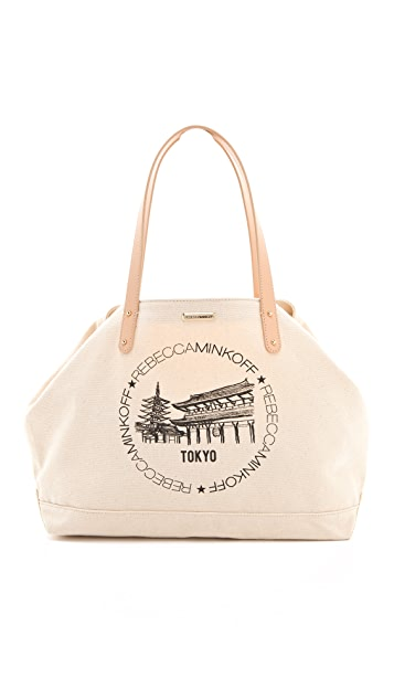 Rebecca Minkoff The Worlds Cherish Tote