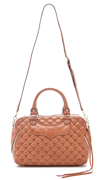 Rebecca Minkoff Spikey Studded Jealous Satchel
