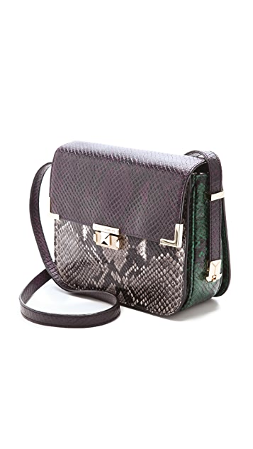 Rebecca Minkoff Embossed Kiss Kiss Bag