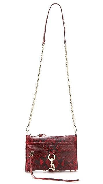 Rebecca Minkoff Python Mini MAC Bag