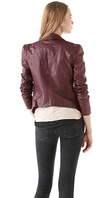 Rebecca Minkoff Leather Becky Jacket