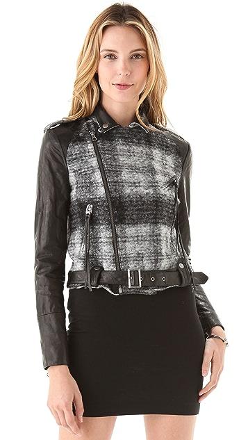 Rebecca Minkoff Mitchell Moto Jacket