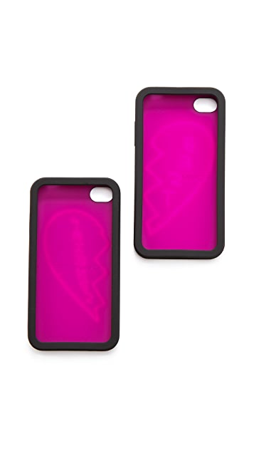 Rebecca Minkoff Best Friends iPhone 4 Case Set